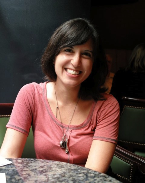 Erica Finkel, Assistant Editor at Amulet Books and Abrams Books for Young Readers