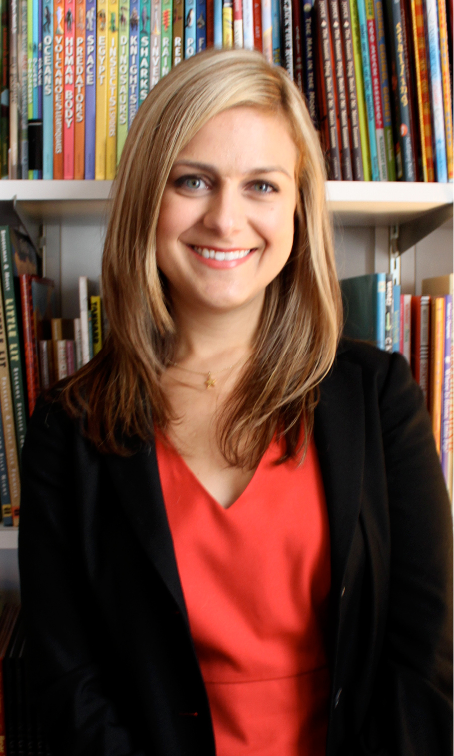 Kristin Ostby, Editor, Simon & Schuster Books for Young Readers