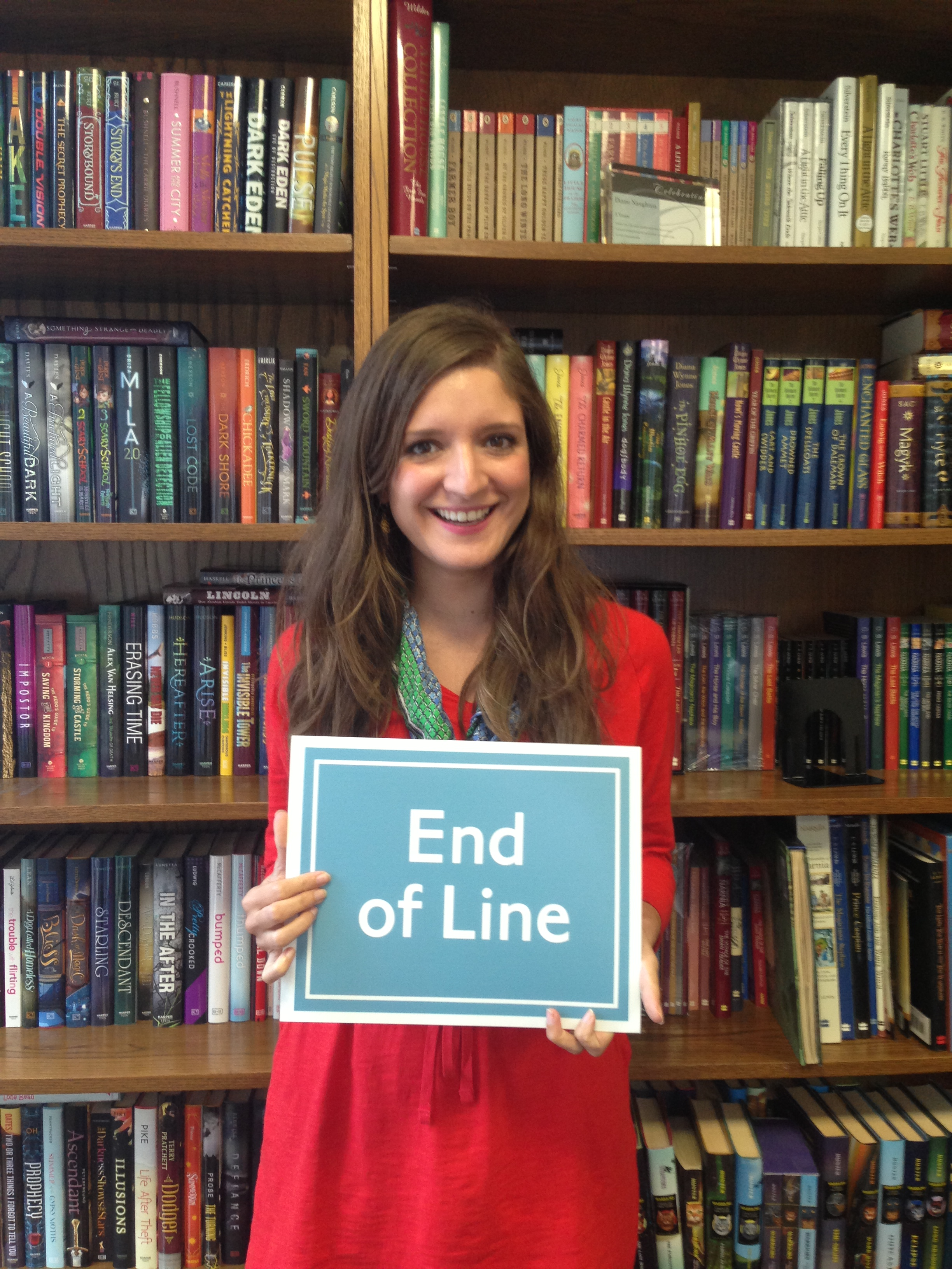 Molly Motch, Senior Manager, School & Library Integrated Marketing for HarperCollins Children's Books
