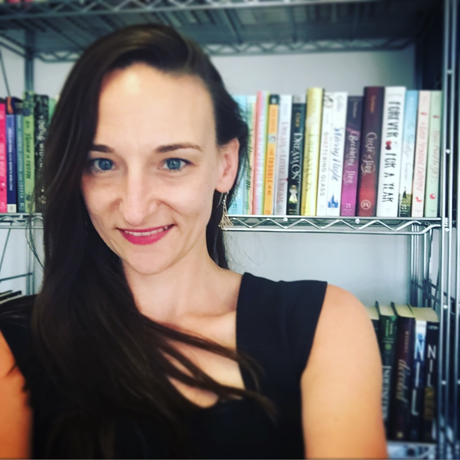 Allison Verost, Vice President Marketing & Publicity of Macmillan Children's Publishing Group