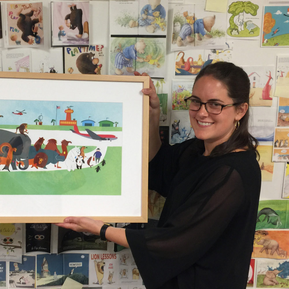 Q&A with Sara Dayton, Senior Product Manager, Penguin Young Readers