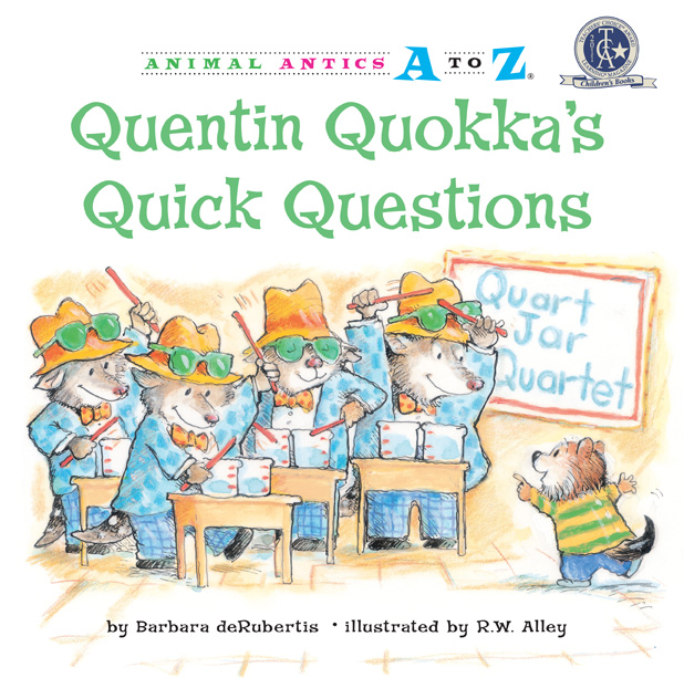 Quentin Quokka's Quick Questions