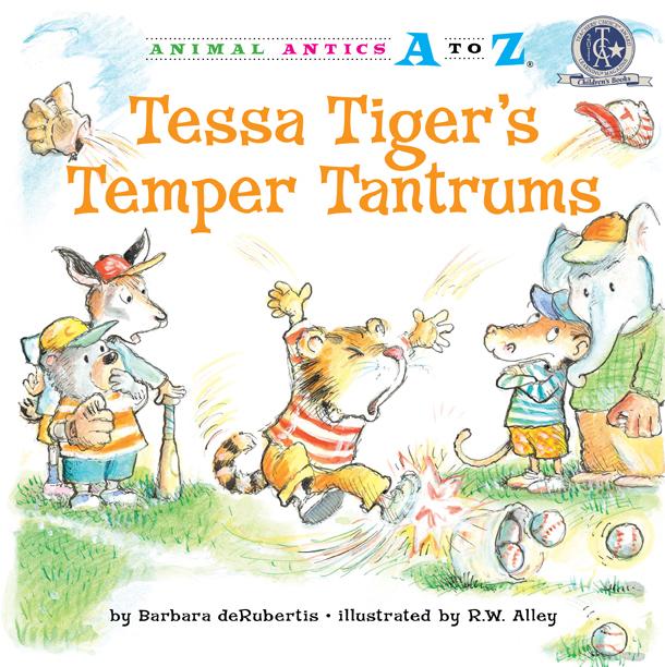 Tess Tiger's Temper Tantrums