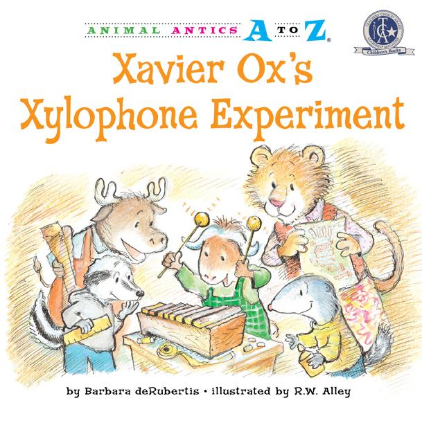 Xavier Ox's Xylophone Experiment