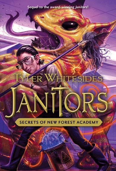 Janitors: Secrets of New Forest Academy