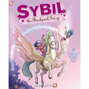 Sybil the Backpack Fairy #3: Aithor