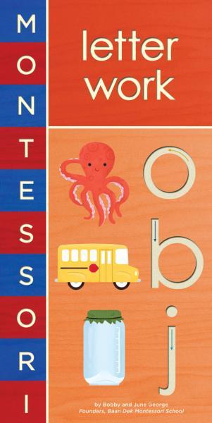 Montessori: Letter Work