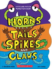 Horns, Tails, Spikes, and Claws