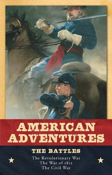 American Adventures: The Battles