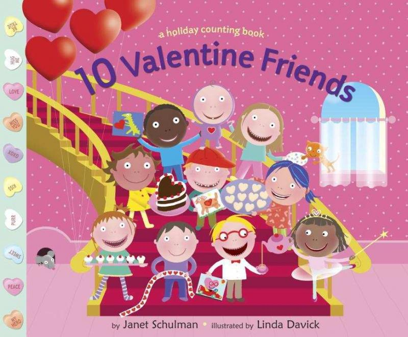 10 Valentines Friends