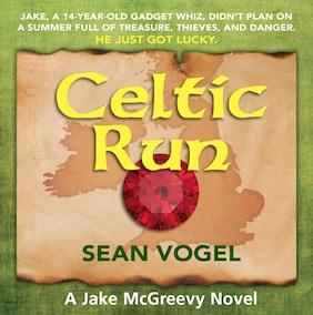 Celtic Run: A Jake McGreevy Novel