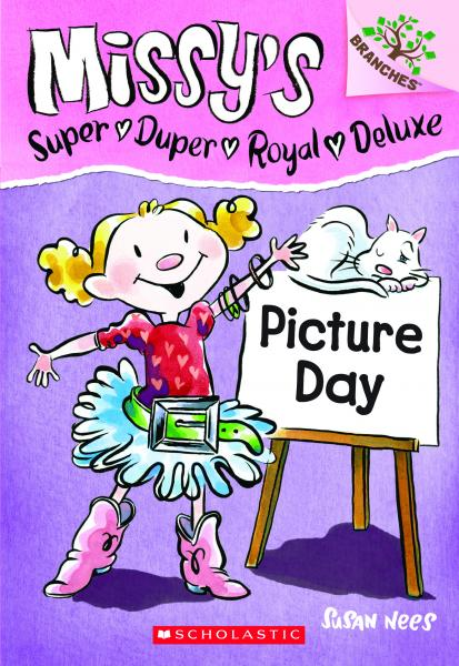 Missy's Super Duper Royal Deluxe #1: Picture Day