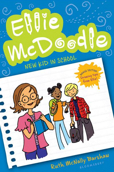 Ellie McDoodle: New Kid in School