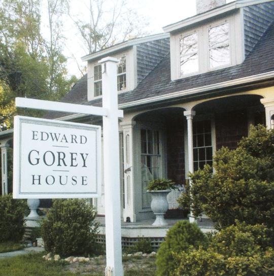 Edward Gorey's 'Vinegar Works' On View at The Gorey House