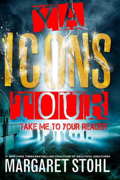 Margaret Stohl's Icons Book Tour