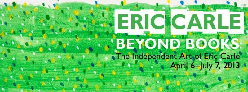 """Beyond Books: The Independent Art of Eric Carle"" Exhibit On View at the Tacoma Art Museum"