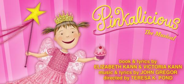 The Vital Theatre Company Presents Pinkalicious the Musical