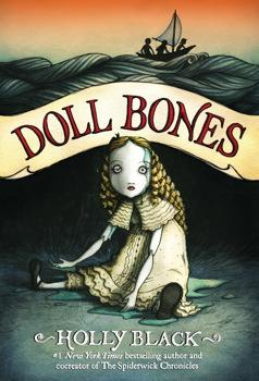Holly Black's Doll Bones Book Tour
