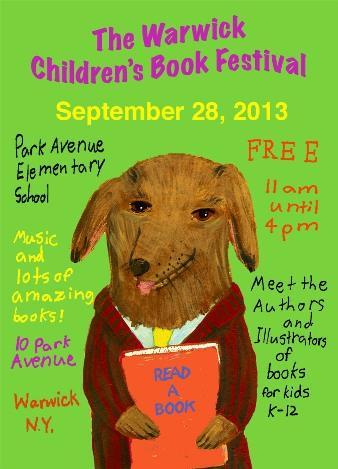 Warwick Children's Book Festival 2013
