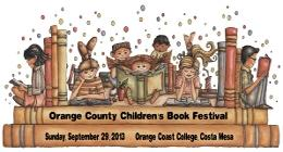 The 10th Annual Orange County Children's Book Festival