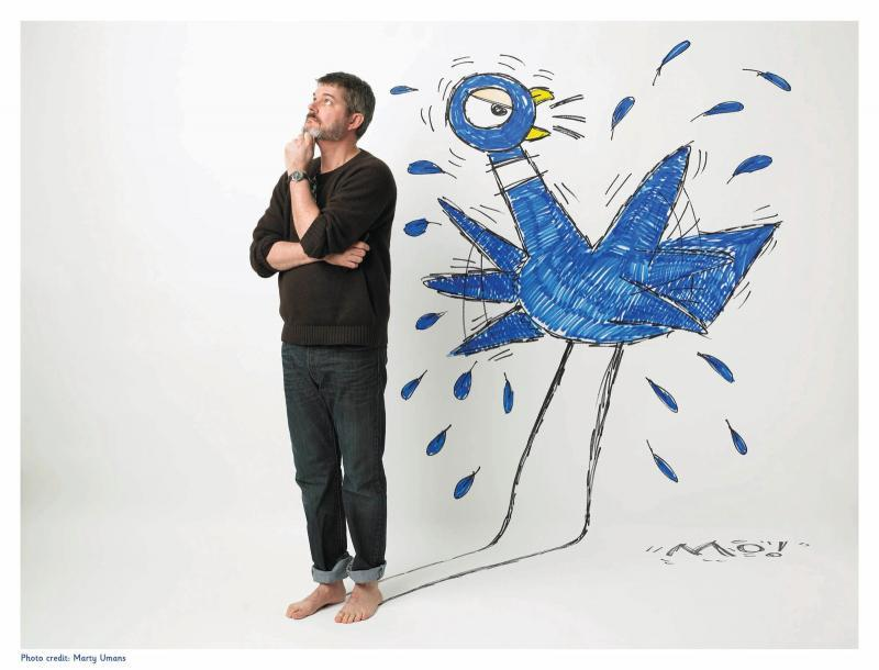The Eric Carle Museum of Picture Book Art Presents Seriously Silly: A Decade of Art & Whimsy by Mo Willems