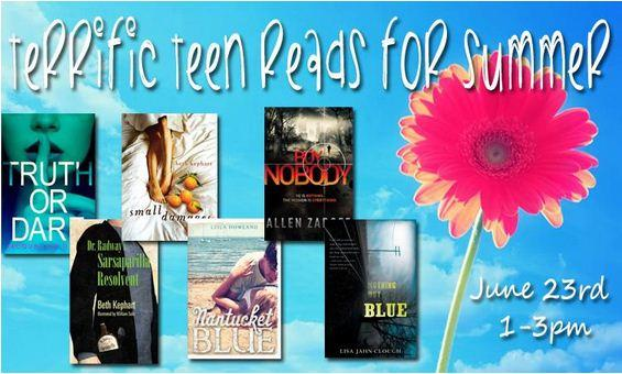 "Books of Wonder to Host the ""Terrific Teen Reads for Summer"" Panel"