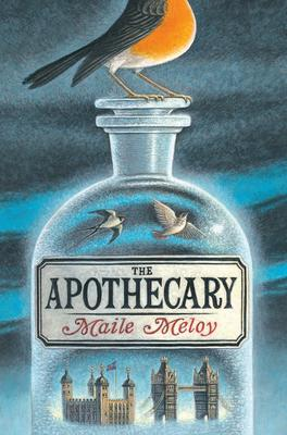 POWERHOUSE on 8th's Middle Grade Book Night to Discuss The Apothecary