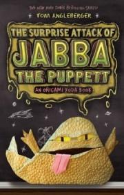 Tom Angleberger's Jabba Book Launch Tour