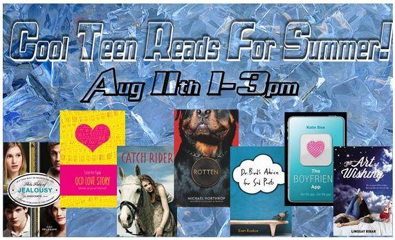 Books of Wonder to Host the Cool Teen Reads for Summer Panel