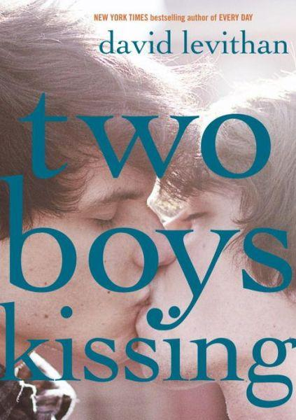 Launch Party for Two Boys Kissing