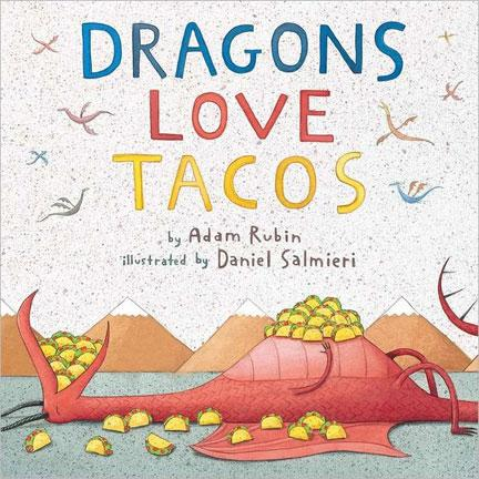 Launch Party for 'Dragons Love Tacos' at Books of Wonder!