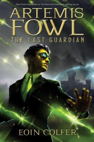 Eoin Colfer to Perform All 8 'Artemis Fowl' Books on Tour