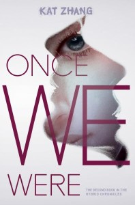 Kat Zhang to Pen Once We Were