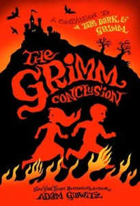 Adam Gidwitz Concludes the Grimm Trilogy