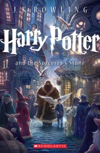 Scholastic to Unveil New Cover Design for Harry Potter and the Chamber of Secrets at BEA