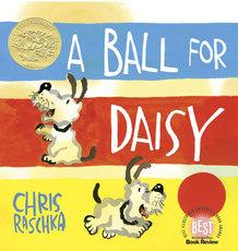 A Ball (And A Caldecott) For 'Daisy' The Dog