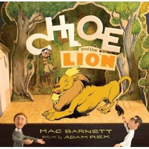 """Chloe and the Lion"" Book Trailer"