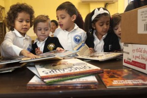 Scholastic, Inc. Sends Books to NY & NJ Schools Affected by Hurricane Sandy