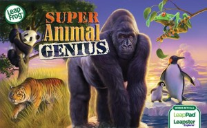 "Scholastic Media Launches ""Super Animal Genius"" for Leapfrog's Award-Winning Educational Entertaining Platforms"