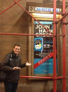 John Green & Hank Green Bring Nerdfighters to Take Over Carnegie Hall