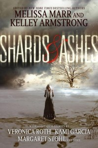 Melissa Marr & Kelley Armstrong Team Up to Edit a Short Story Collection Called Shards & Ashes