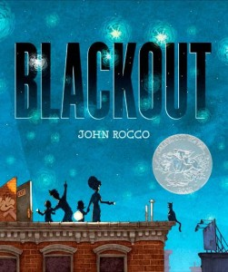 Weston Woods to Create Animation Project Based on Blackout by John Rocco