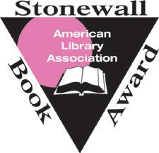 2013 Stonewall Book Awards Announced