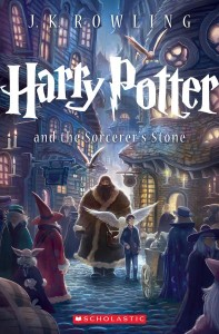 Scholastic Unveils First of Seven Covers for the Harry Potter Books in Celebration of the 15th Anniversary of Harry Potter & the Sorcerer's Stone