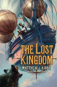 Matthew J. Kirby Reveals the Title for His Next Middle-Grade Novel