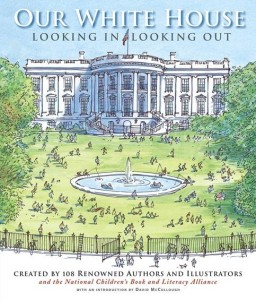 The National Children's Book and Literacy Alliance Hosts the Our White House Giveaway