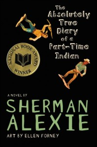 Sherman Alexie Talks About Banned Books