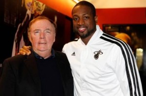 Miami Heat Champion Dwyane Wade and #1 Bestselling Author James Patterson Join Forces to Encourage Children to Read