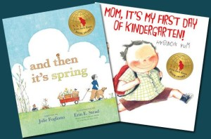 2013 Ezra Jack Keats New Writer and New Illustrator Book Awards Winners Announced