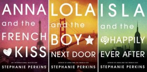 Stephanie Perkins to Pen 'Isla and the Happily Ever After'